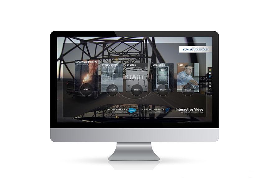Interactive Videos - NEON Media
